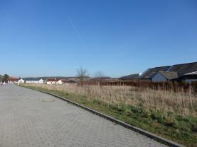Prodej, stavební pozemek, 878 m2, Králův Dvůr - Křižatka