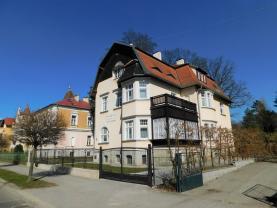 трехкомнатная квартира, 113 м2, Cheb, Františkovy Lázně, Kollárova