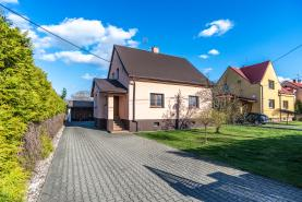 Prodej, rodinný dům, Horní Suchá, ul. Těrlická