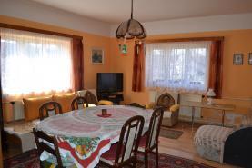 obývací pokoj přízemí (Prodej, rodinný dům, 4+1, 597 m2, Nová Ves nad Nisou), foto 2/20