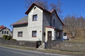Prodej, rodinný dům, 4+1, 597 m2, Nová Ves nad Nisou