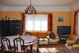 obývací pokoj přízemí (Prodej, rodinný dům, 4+1, 597 m2, Nová Ves nad Nisou), foto 3/20