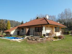Prodej, rodinný dům, 5+kk, 1380 m2, Bražec, Náchod