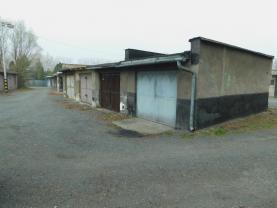 Prodej, garáž, 21 m2, Ostrava - Radvanice