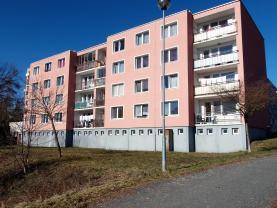 Pronájem, byt 3+1, 70 m2, Fučíkova, Planá