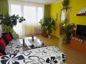 obývací pokoj (Prodej, byt 3+1, Mladá Boleslav, ul. Mládežnická), foto 4/14
