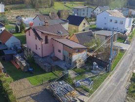 Prodej, rodinný dům, 492 m2, Bělá