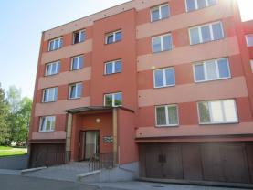 Pronájem, byt 3+1, 77 m2, Ostrava, ul. Otakara Jeremiáše