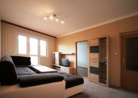 Prodej, byt 3+1, 65 m2, OV, Kadaň, ul. Budovatelů