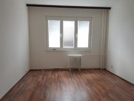 Pokoj (Prodej, byt 3+1, 65 m2, OV, Kadaň, ul. Budovatelů), foto 3/20
