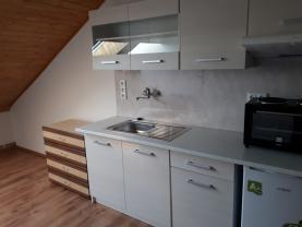 Pronájem, byt 1+kk, 27 m2, Mohelnice