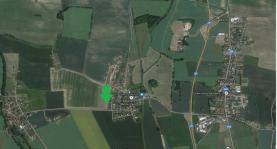 Prodej, stavební pozemek, 1340 m2, Staré Jesenčany