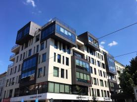 Pronájem, byt 2+kk, 116 m2, Praha 8, ul. Thámova