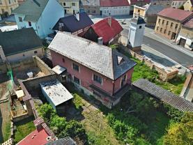Prodej, rodinný dům, Mšeno, ul. Masarykova