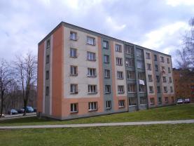 Pronájem, byt 2+1, 53 m2, Orlová, ul. Kpt. Jaroše