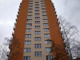 Pronájem, byt 1+kk, 26 m2, Nad Lesním Divadlem, Praha 4