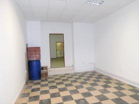 (Pronájem, nebytový prostor, 60 m2, Cheb, ul. Svobody), foto 4/16