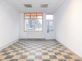 (Pronájem, nebytový prostor, 60 m2, Cheb, ul. Svobody), foto 2/16