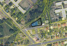 Prodej, pozemek, 997 m2, Klášterec nad Ohří