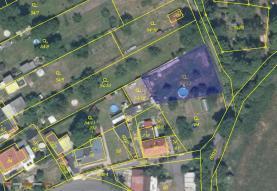 Prodej, pozemek, 727 m2, Klášterec nad Ohří - Rašovice