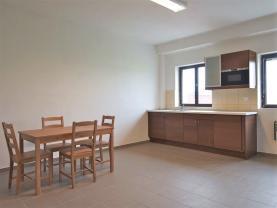 Kuchyňka (Pronájem, kancelář 23 m2, Praha 9 - Horní Počernice), foto 3/6