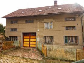 Prodej, rodinný dům 5+1, 565 m2, Tršice - Zákřov