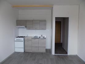 obytná kuchyně (Prodej, byt 1+1, DB, 34 m2, Ústí nad Labem, ul. Peškova), foto 2/14