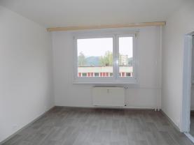 pokoj (Prodej, byt 1+1, DB, 34 m2, Ústí nad Labem, ul. Peškova), foto 3/14