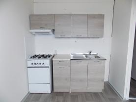 kuchyňská linka (Prodej, byt 1+1, DB, 34 m2, Ústí nad Labem, ul. Peškova), foto 4/14