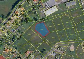 Prodej, stavební pozemek, 1636 m2, Hazlov