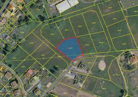 Prodej, stavební pozemek, 1784 m2, Hazlov
