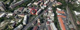 Snímek mapy (Prodej, byt 3+1, 70 m2, OV, Karlovy Vary, ul. Školní), foto 3/18