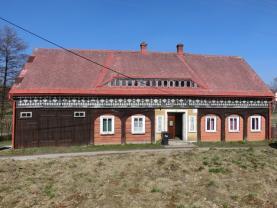 Prodej, chalupa, 2147m2, Staré Křečany, okres Děčín