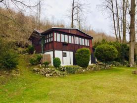 Prodej, chata 3+1, 438 m2, Tábor - Čelkovice, ul. Pod Jezem