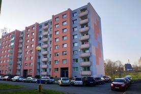 Pronájem, byt 1+1, 44 m2, Aš, ul. Neumannova