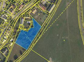 Prodej, pozemek, 4288 m2, Uhelná