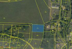 Prodej, pozemek, 1308 m2, Razová