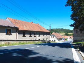 Prodej, rodinný dům, 246 m2, Nalžovské Hory