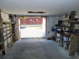 (Pronájem, garáž, 25 m2, Kraslice, ul. Čs. armády), foto 4/10