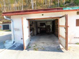 (Pronájem, garáž, 25 m2, Kraslice, ul. Čs. armády), foto 2/10