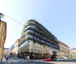 Podnájem, kanceláře, 332 m2, Palác Národní, Praha 1