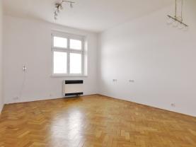 (Pronájem, byt 2+1, 49 m2, Praha 3 - Žižkov, ul. Malešická), foto 3/20