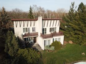 Prodej, rodinný dům, 7+2, 278 m2, Kostelec n.L. - Jiřice