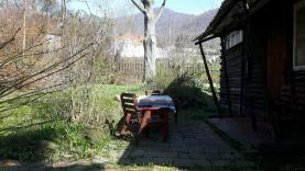 před chatou (Prodej, chata, Ústí nad Labem, ul. Lázeňská), foto 4/27