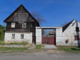 Prodej, rodinný dům, 1132 m2, Sedlec u Křešic