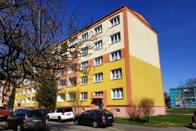 Prodej, byt 2+1, 51 m2, Cheb, ul. V Zahradách