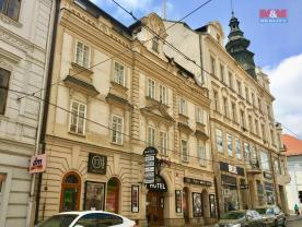Pronájem, kadeřnictví, 51 m2, Plzeň, ul. Zbrojnická