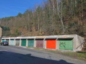 garáže (Prodej, garáž, 25 m2, Děčín, ul. Saská), foto 2/3