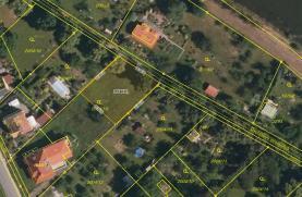 Prodej, parcela, 750 m2, Hranice