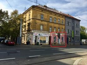 Pronájem, obchod a služby, 52 m2, Plzeň, ul. Slovanská